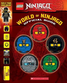 World of Ninjago (Lego Ninjago: Official Guide) av Tracey West (Innbundet)