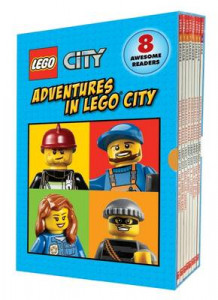 Lego City: Adventures in Lego City (Reader Boxed Set) av Scholastic (Heftet)