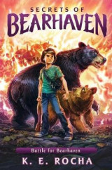 Omslag - Battle for Bearhaven (Secrets of Bearhaven #4)