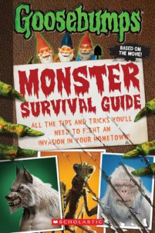 Goosebumps Monster Survival Guide av Susan Lurie og R. L. Stine (Innbundet)