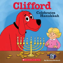 Clifford Celebrates Hanukkah (Clifford) av Norman Bridwell (Heftet)