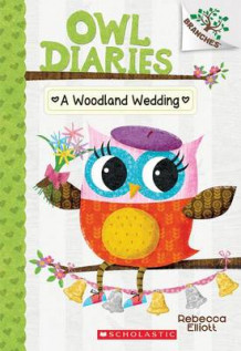 A Woodland Wedding av Rebecca Elliott (Heftet)