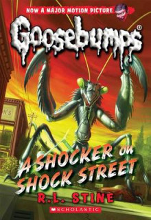 A Shocker on Shock Street (Classic Goosebumps #23) av R L Stine (Heftet)