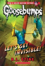 Omslag - Let's Get Invisible! (Classic Goosebumps #24)