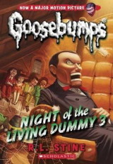 Omslag - Night of the Living Dummy 3 (Classic Goosebumps #26)