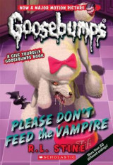 Omslag - Please Don't Feed the Vampire!: A Give Yourself Goosebumps Book (Classic Goosebumps #32)