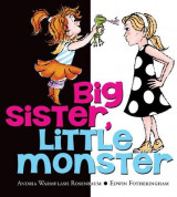 Omslag - Big Sister, Little Monster