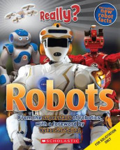 Really? Robots av Susan Hayes (Heftet)