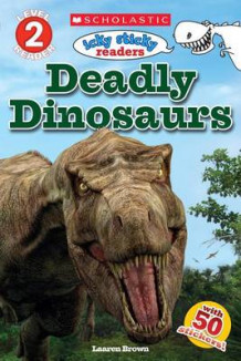 Deadly Dinosaurs av Laaren Brown (Heftet)
