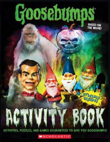 Goosebumps the Movie: Activity Book with Stickers av Howie Dewin (Heftet)
