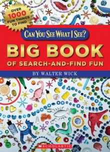 Can You See What I See? Big Book of Search-and-Find Fun av Walter Wick (Heftet)