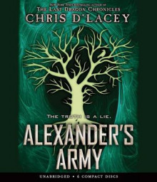 Ufiles #2: Alexander's Army - Audio av Chris D'Lacey (Lydbok-CD)
