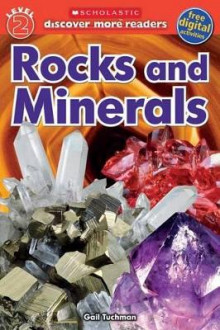 Rocks and Minerals av Gail Tuchman (Heftet)