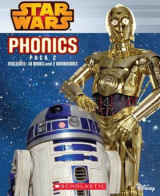 Omslag - Star Wars Phonics Boxed Set #2 (Star Wars)