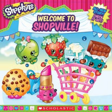 Shopkins: Welcome to Shopville av Inc. Scholastic og Jenne Simon (Heftet)