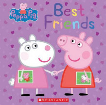 Best Friends (Peppa Pig) av Various (Innbundet)
