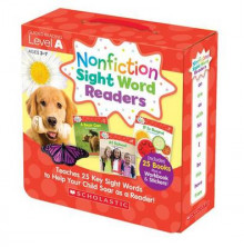 Nonfiction Sight Word Readers Parent Pack Level a av Liza Charlesworth (Heftet)