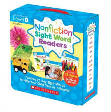 Nonfiction Sight Word Readers Parent Pack Level B av Liza Charlesworth (Heftet)