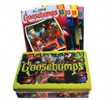 Goosebumps Retro Scream Collection av R L Stine (Samlepakke)