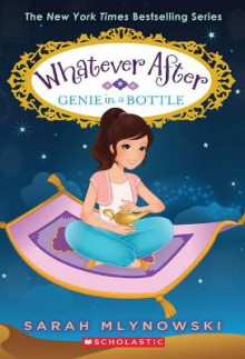 Genie in a Bottle (Whatever After #9) av Sarah Mlynowski (Heftet)