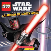 Lego Star Wars: La Mision de Darth Maul (Darth Maul's Mission) av Ace Landers (Heftet)