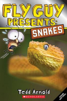 Fly Guy Presents: Snakes (Scholastic Reader, Level 2) av Tedd Arnold (Heftet)