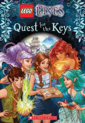 LEGO Elves: #1 Quest for the Keys Chapter Book No Level av Stacia Deutsch og Scholastic (Heftet)