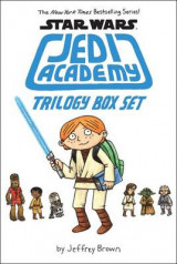 Omslag - Trilogy Box Set (Star Wars: Jedi Academy)
