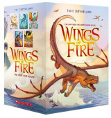 Omslag - Wings of Fire Boxset, Books 1-5 (Wings of Fire)