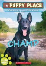 Omslag - Champ (the Puppy Place #43)