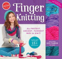 Finger Knitting av Editors of Klutz (Blandet mediaprodukt)