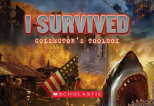 I Survived Collector's Toolbox (I Survived) av Lauren Tarshis (Samlepakke)