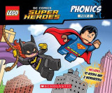Omslag - Phonics Boxed Set #2 (Lego DC Super Heroes)