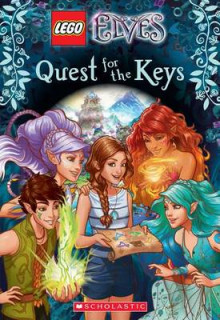 Lego Elves: A Magical Adventure av Ameet Studio (Heftet)