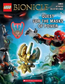 Quest for the Masks of Power (Lego Bionicle: Activity Book #1) av Ameet Studio (Heftet)