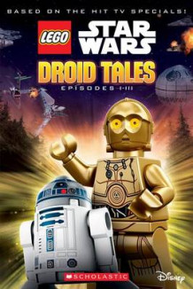 Droid Tales (Lego Star Wars: Episodes I-III) av Kate Howard (Heftet)