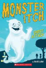 Omslag - Ghost Attack (Monster Itch #1)