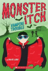 Omslag - Vampire Trouble (Monster Itch #2)