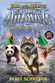 Immortal Guardians av Eliot Schrefer (Lydbok-CD)