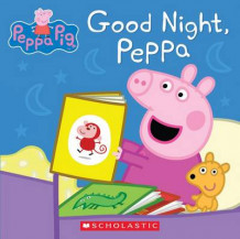 Good Night, Peppa (Pappbok)