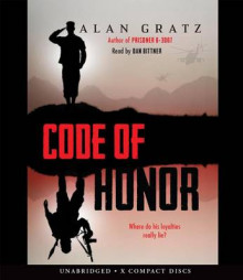 Code of Honor av Alan Gratz (Lydbok-CD)