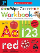 Omslag - Wipe Clean Workbooks: Pre-K (Scholastic Early Learners)