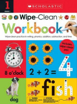 Omslag - Wipe Clean Workbooks: Grade 1