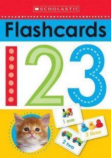 Flashcards: 123 (Scholastic Early Learners) av Scholastic (Undervisningskort)