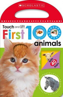 First 100 Animals (Scholastic Early Learners: Touch and Lift) av Scholastic (Pappbok)