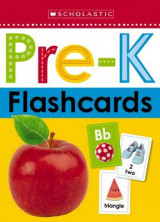 Omslag - Flashcards - Get Ready for Pre-K (Scholastic Early Learners)