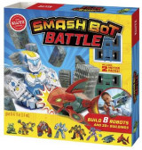 Omslag - Smash Bot Battle