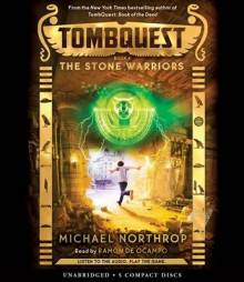The Stone Warriors (Tombquest, Book 4) av Michael Northrop (Lydbok-CD)