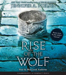 Rise of the Wolf av Jennifer A Nielsen (Lydbok-CD)