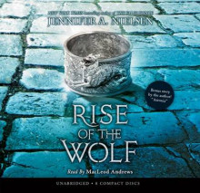 Rise of the Wolf (Mark of the Thief, Book 2) av Jennifer A Nielsen (Lydbok-CD)